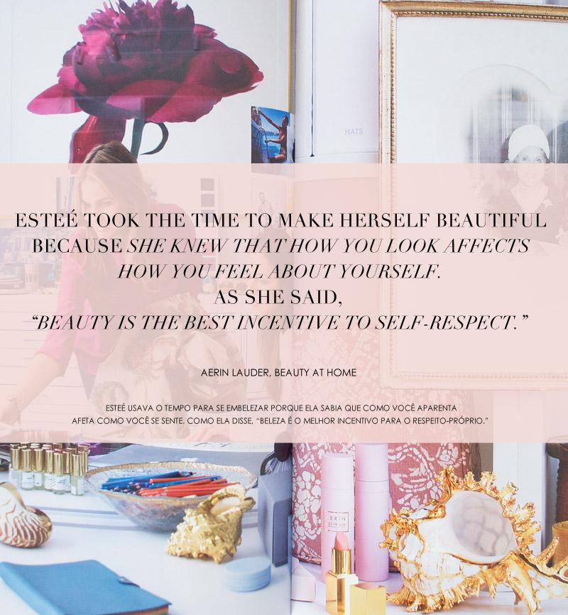 living-gazette-barbara-resende-lifestyle-frase-estee-lauder-beauty-self-respect