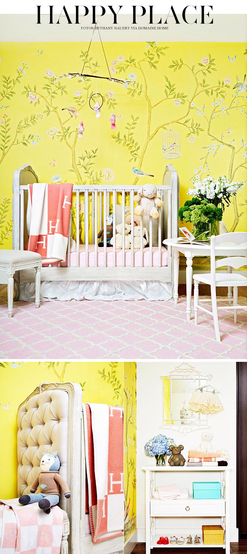 living-gazette-barbara-resende-decor-quarto-bebe-papel-parede-floral-amarelo