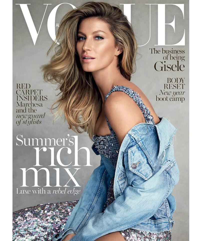 living-gazette-barbara-resende-mix-revista-gisele-vogue-australia-janeiro-2015-capa