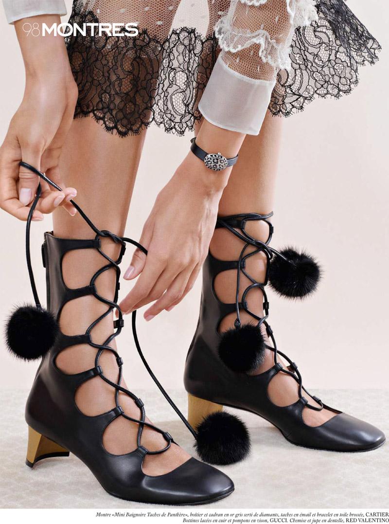 living-gazette-barbara-resende-moda-styling-editorial-vogue-paris-boots-pom-pom-gucci